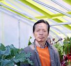 최고의 도시농업 지역 이끄는 '초보농부' 김동수 대표