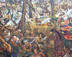 아비규환의 남원·황석산 전투
