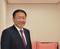 """지실환 ㈜어싱플러스 대표, """"마비 고친  제 경험으로 '어싱' 회사  만들었어요"""""""