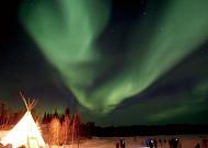 신의 빛을 만나러 떠나는 캐나다 옐로나이프 오로라 여행