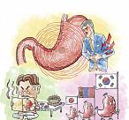 세계에서 한국인이 제일 잘 걸리는 병, 위암