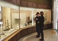 세계에서 유일한 박물관 '한국등잔박물관'