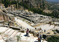 그리스 신전의 대표 마을, 델포이의 매력