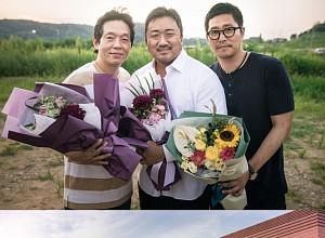 마동석 액션의 클라이맥스 '성난 황소', 전격 크랭크업