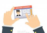 마지막 운전면허증 갱신