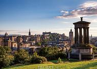 스코틀랜드의 색깔 그대로 천년고도 에든버러