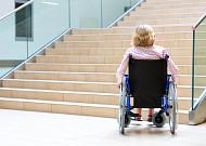 휠체어 생활 3개월째