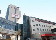 인천성모병원, 전광판 활용 태극기 게양으로 3.1운동 100주년 기념