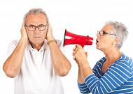 노인성 난청 환자를 위한 대화 요령은?