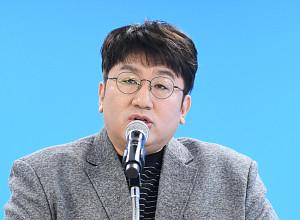"""방시혁 빅히트 대표 """"21세기 비틀스 방탄소년단 그래미서 좋은 결과 기대"""""""