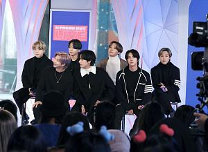 방탄소년단(BTS), 美 '투데이쇼'-'MTV FRESH OUT' 출연…전 세계 아미 향한 무한 사랑 발산