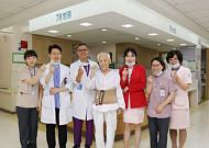 95세 초고령 환자, '대장암 수술' 성공적 시행