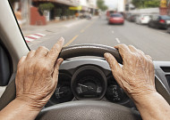 75세 이상 운전자 교통사고시 '중증손상 발생률↑'