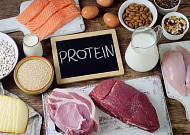 노년층 단백질 섭취 부족… 고기·생선·우유 등 챙겨야