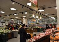 5월 소비자물가 0.3%↓… 8개월만에 마이너스