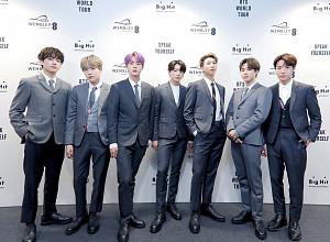 방탄소년단, 2020 밴 플리트 상 수상…음악으로 이룬 또 하나의 기록