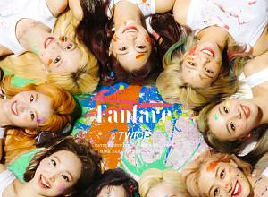트와이스, 일본 싱글 'Fanfare'로 플래티넘 인증…'CHEER UP' 뮤비 4억 뷰 돌파 '겹경사'