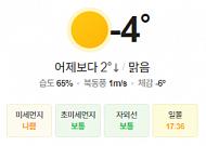 [오늘의 날씨] 전국 대체로 맑지만, 황사 주의