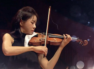 'TV예술무대' 바이올리니스트 신지아의 사계