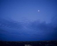 [함철훈의 사진 이야기] 하늘을 잘 볼 수 있는 나라 몽골