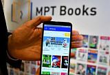[줌 인 아시아] 미얀마 최대 이통사 MPT, 서점 부족에 전자책 서비스 시작