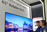 LG디스플레이 '롤러블 올레드'…산업기술 R&D 대전 '대통령상' 수상