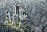 현대건설, '힐스테이트 대구역' 견본주택 개관