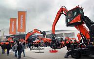두산인프라코어, 유럽서 월간 최대 실적 기록...9월 건설장비 548대 판매