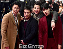 영화 '더 킹' 레드카펫 행사 찾은 ★에 영등포가 들썩!