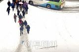 [포토]눈 내린 대한(大寒)