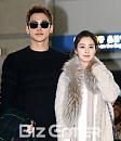 비-김태희 부부 허니문 출국에 인천공항이 들썩!