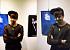 인피니트 동우, '아이돌 홈마' 사진전에서 와인 파티…팬들 '갑론을박'