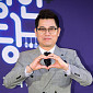 [BZ포토] 김용만, 푸근한 하트