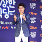 [BZ포토] 김종민, 자신감 넘치는 화이트 팬츠