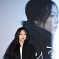 [BZ포토] 김민희, 9개월 만의 공식석상
