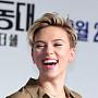 스칼렛 요한슨, 한국 밝히는 비타민 미소