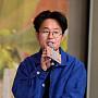 인사말 전하는 tvN '윤식당'의 김대주 작가