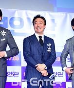 조진웅-이성민-김성균, 성냥개비 하나...