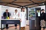 '말하고 알아듣는' 똑똑한 냉장고…삼성 '셰프컬렉션 패밀리허브' 출시