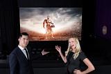삼성전자, 극장 전용 LED '시네마 스크린' 공개…영사 시스템 혁신 주도