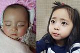 '태어날 때부터 얼짱' 한소율 양, '역변' 없이 잘 큰 최근 모습 사진 6장