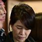 [BZ포토] 나영희, 故 김영애 떠나보낸 슬픔에 떨군...