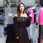 [BZ포토] 에프엑스 루나, 고혹적인 블랙 드레스