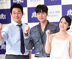 '맨투맨' 박해진X박성웅X김민정, 사전제작 흥행부진 깰 꿀조합