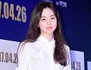 영화관이 '어머나!'…안소희, 놀라운 실물 미모