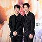 [BZ포토] 여진구-김강우, 미남 인 블랙