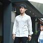 [BZ포토] 김정현, 주차장을 런웨이처럼