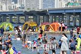 [포토]한강은 벌써 여름풍경