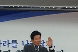 """김진표 국정기획위원장, """"위원회 단계부터 성장·고용·복지 골든트라이앵글 구축"""""""