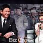 [BZ포토] 황정민-김수안, 유쾌한 부녀 케미